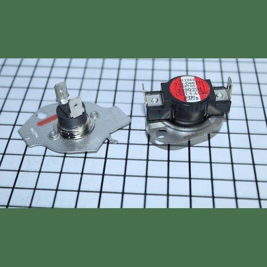 Térmico Eléctrico Secadora Whirlpool 279769 CR440047