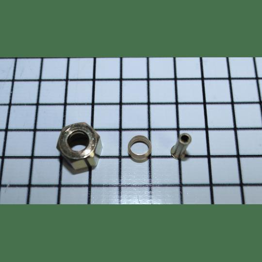 Acoples Tuerca 1/4 Lavadora CR440957