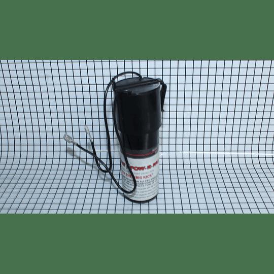 Repuestos para lavadora   Capacitor de Arranque Lavadora Universal CR440916