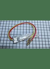 Termofusible Cables Amarillo Rojo Nevera Electrolux CR440394