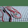 Sensor Haceb cables Rojo y Blanco Nevera Haceb 1003733 CR440864