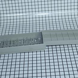 Filtro Atrapamotas Gris Lavadora Samsung CR440160 | Repuestos de lavarropas