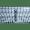 Pata Trasera Lavadora Whirlpool 285244 CR440071  | Repuestos de lavadora
