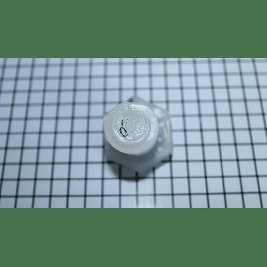 Pata Transparente Lavadora Mabe CR440710 | repuestos para lavadora mabe