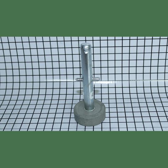 Pata Trasera Lavadora Mabe CR440103  | repuestos para lavadora Mabe