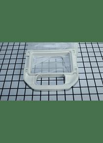Filtro Atrapamotas Pequeño Lavadora Daewoo CR440031
