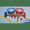 Manometro Universal de 3 mangueras Nevera CR440836