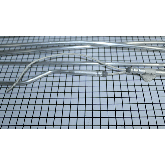 Resistencia Tubular Nevera Electrolux  DHR-51119C CR440279