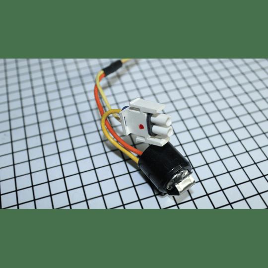 Resistencia Fusible y Bimetalico Nevera Mabe CR440250