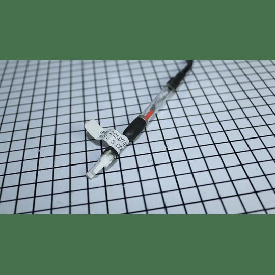 Resistencia Con Fusible y Bimetálico Corta Nevera Mabe CR440251 | repuestos para lavarropa