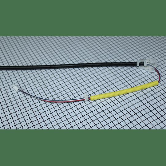 Interruptor negro de la puerta Lavadora Whirlpool W11307244 CR441098
