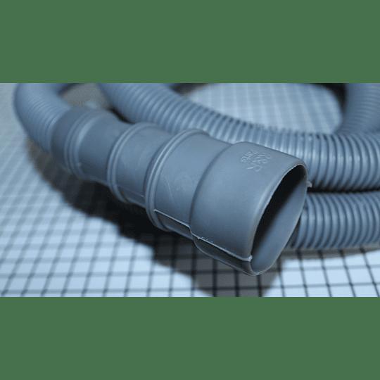 Manguera Desagüe 3 bocas 2,50 mtrs Universal Lavadoras Digitales CR440024  | Repuestos para Lavadora