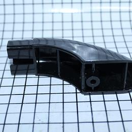 Terminales curvas grandes manija negras Estufa  Abba AB 101-5 CR440149  | Repuestos para estufa
