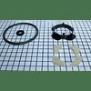 Kit de Uñas Antiguo Lavadora Whirlpool Americana 285811 CR440453 | Repuestos para Lavadora