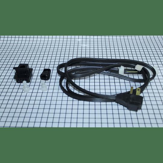 Cable Poder Para Lavadora Whirlpool Americana WP285800 CR440324