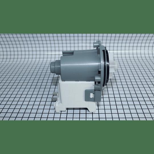 Núcleo / Motor Bomba de Agua 80W Genérica Universal Lavadora DC31-00054D-X 2754406 CR440557 | Repuestos LG