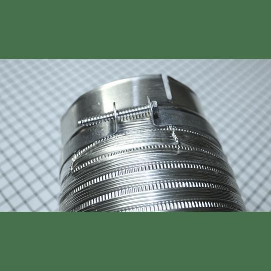 Ducto Rigido Aluminio Secadora Universal CR441219