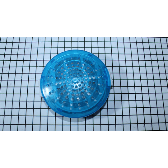 Filtro Redondo Azul Lavadora LG ADQ33898501 - X  CR440166   Repuestos para Lavadora