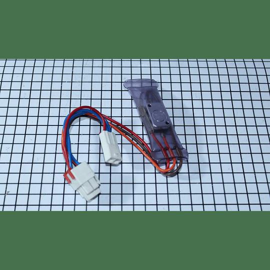 Bimetalico con Pacha 6 Cables Cafe Rojo Naranja Azul Nevera LG CR440867