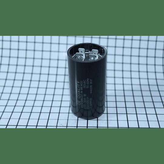 Capacitor De Arranque 270 -324 Mfd Lavadora CR440295 | Repuestos para Lavadora