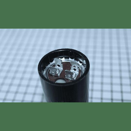 Capacitor De Arranque 270 -324 Mfd Lavadora CR440295   Repuestos para Lavadora