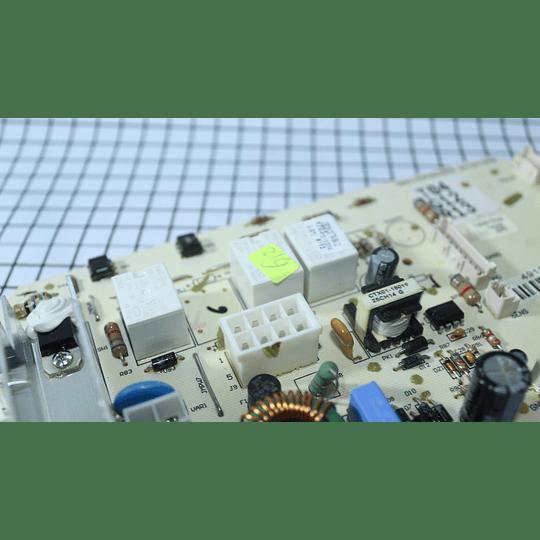 Repuestos para lavadora | Tarjeta Electronica de Control Lavadora Mabe Amazonas 189D3853G012 CR441201