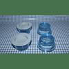 Base Azul Siliconado Universal Lavadora CR440581  | Repuestos para lavadora