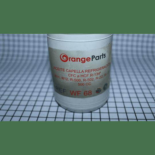 Aceite Capella Refrigeracion CFC a HCF R-1345a Nevera Todas CR440899