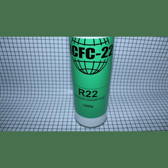 Gas Refrigerante R22  HCFC - 22 Nevera CR440715