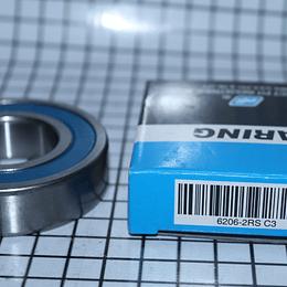 Repuestos para lavadora | Rodamiento 6206-2RS C3 Lavadora CR440674 | Bearing 6206