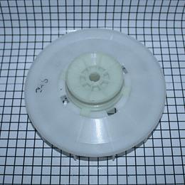 Polea Plastica Lavadora Mabe CR440398