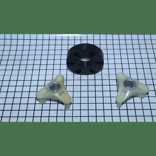 Coupling o Acople de Motor Lavadora Whirlpool 285753A EX10062 | Repuestos Para Lavadora