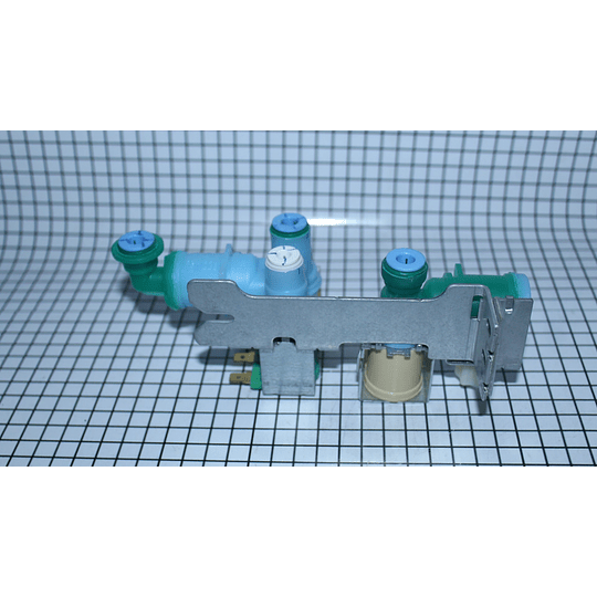 Válvula de Agua Lavadora Frigidaire 242252702 CR441091