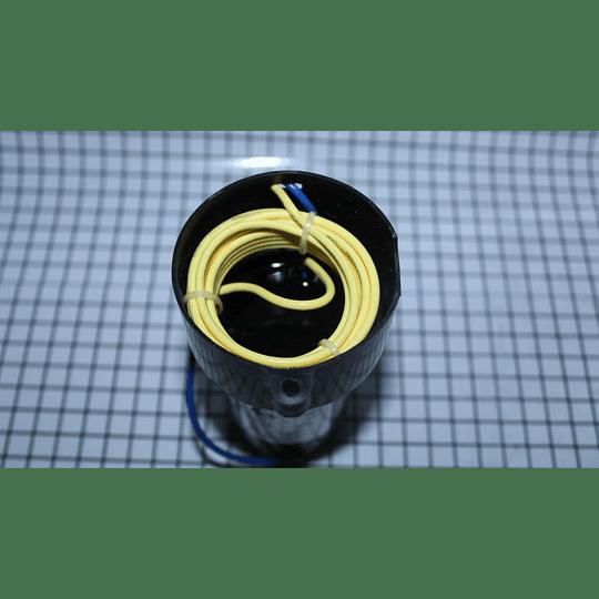 Capacitor Marcha 45 Mfd Para Lavadora CR440283  | Repuestos para lavadora