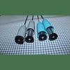 Varillas de Suspensión 54 cm Azul y Blanco Lavadora Electrolux 12938000000178 CR441090