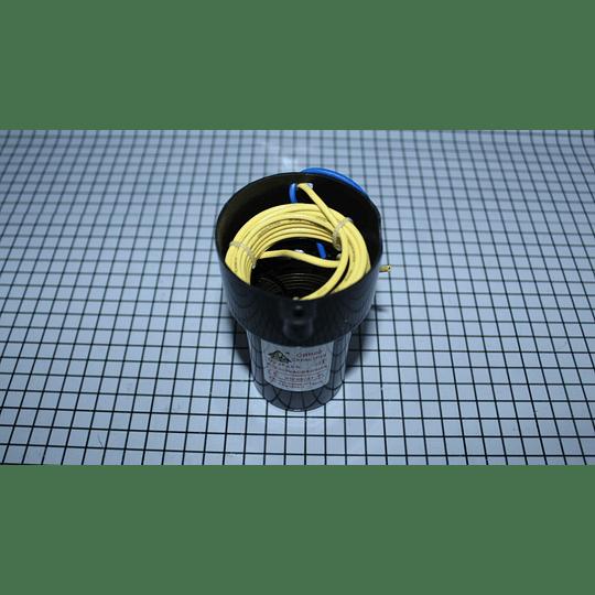 Capacitor Marcha 52 Mf Para Lavadora CR440284  | Repuestos para lavadora