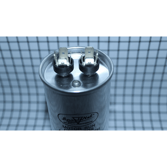 Capacitor Marcha 45 Mf Para Lavadora Electrolux CR440287