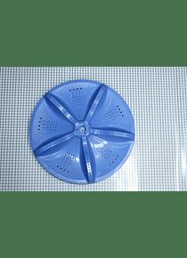 Agitador con Buje Inferior Salido Lavadora Electrolux CR441088