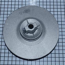 Polea Metálica del Motor Genérico Lavadora Whirlpool Digitales CR440419