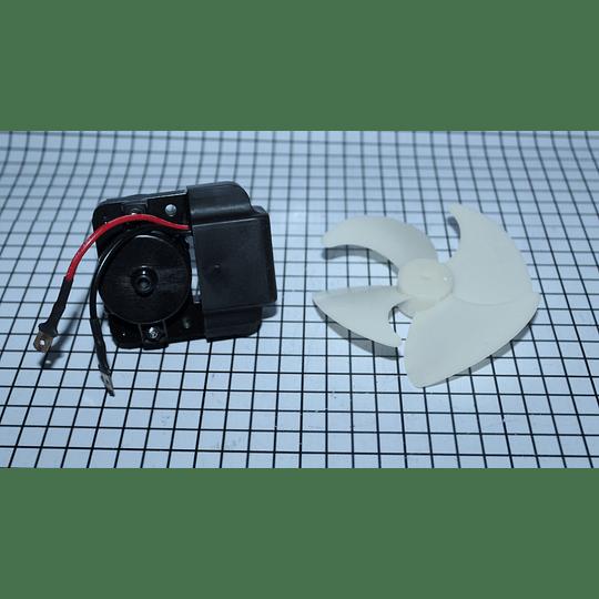 Motor Evaporador Nevera Icasa  E169323 CR440527