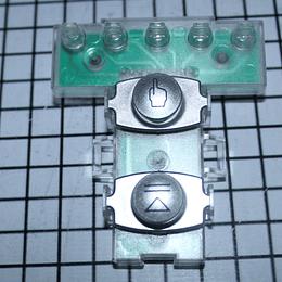 Interruptor Botones Cuadrados Lavadora Mabe 189D2761G025 CR440408 | Repuestos para Lavadora