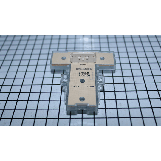 Interruptor Botones Cuadrados Lavadora Mabe 189D2761G025 CR440408   Repuestos para Lavadora