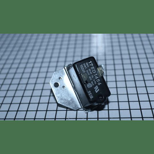 Interruptor Secado Secadora General Electric CR440407