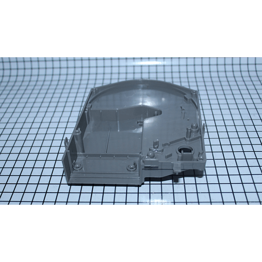 Tapa Inferior de Programador Lavadora Mabe CR440624 | Repuestos para Lavadora