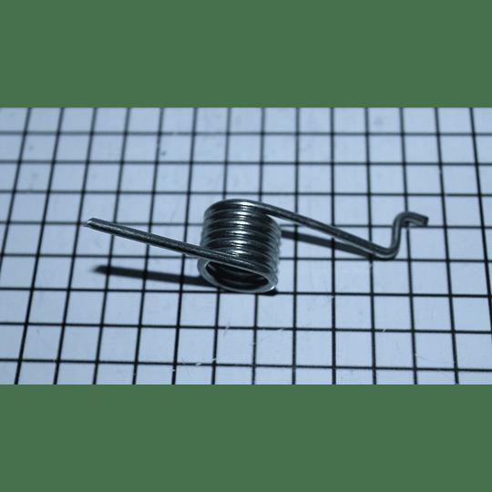 Resorte Polea Tensora Lavadora Electrolux CR440327 | Repuestos de Lavadora