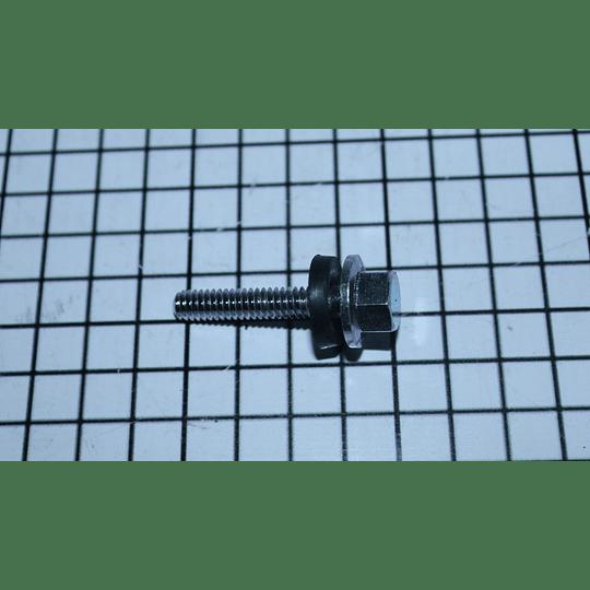 Tornillo Largo Transmision Lavadora Mabe WW01A00064 CR440887 | Repuestos para lavadora