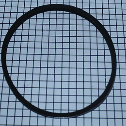 Correa 20,5 Lavadora 52 cm Original Electrolux CR440140