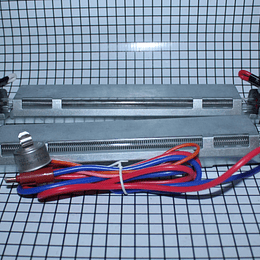 Resistencia De Vidrio Anti Escarcha Doble con Bimetalico Nevera General Electric WR51X443 CR440704