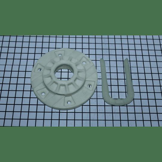 Soporte Tina Lavadora Whirlpool China W10528947 CR440350 | Repuestos de lavadora