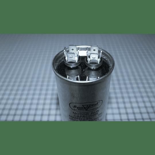 Capacitor marcha 60 MFD Universal Lavadora CR440980